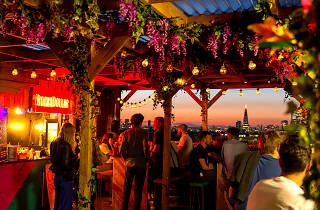 Bussey Rooftop Bar, Peckham