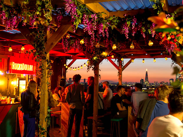 London's best rooftop bars now taking bookings