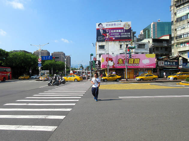 Zhongshan North Road, Taipei