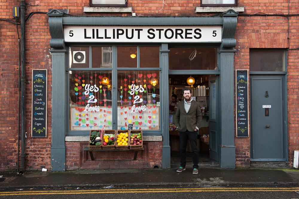 Lilliput Stores, Stoneybatter, Dublin