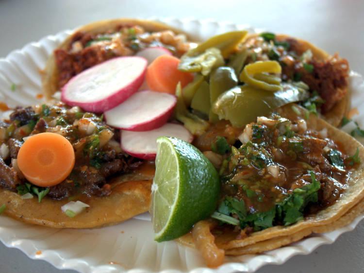 Go on a Fruitvale taco crawl