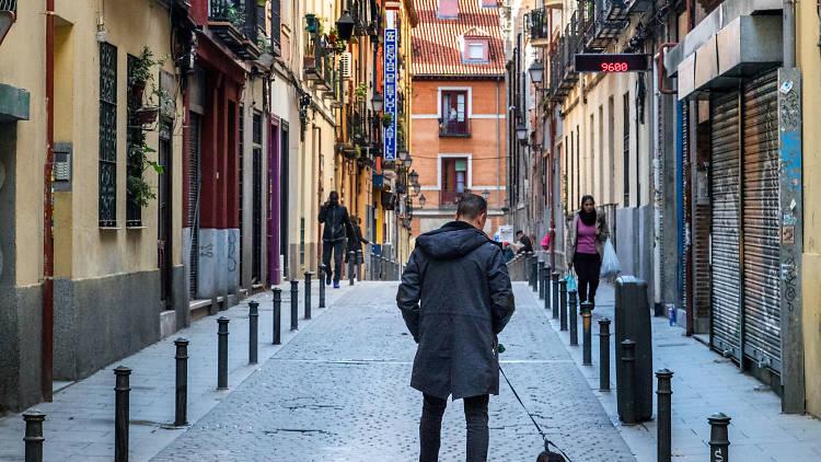 Calle del Oso, Embajadores, Madrid