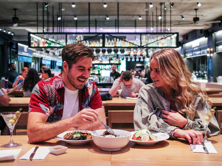 Win one of three date-night experiences at Ella Melbourne
