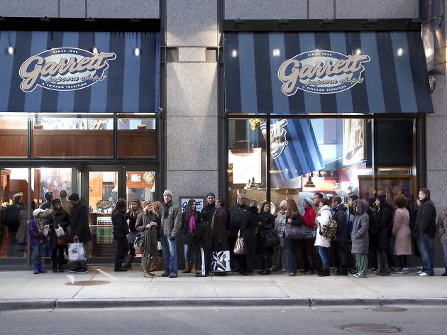 How Garrett Popcorn became an indisputable Chicago institution