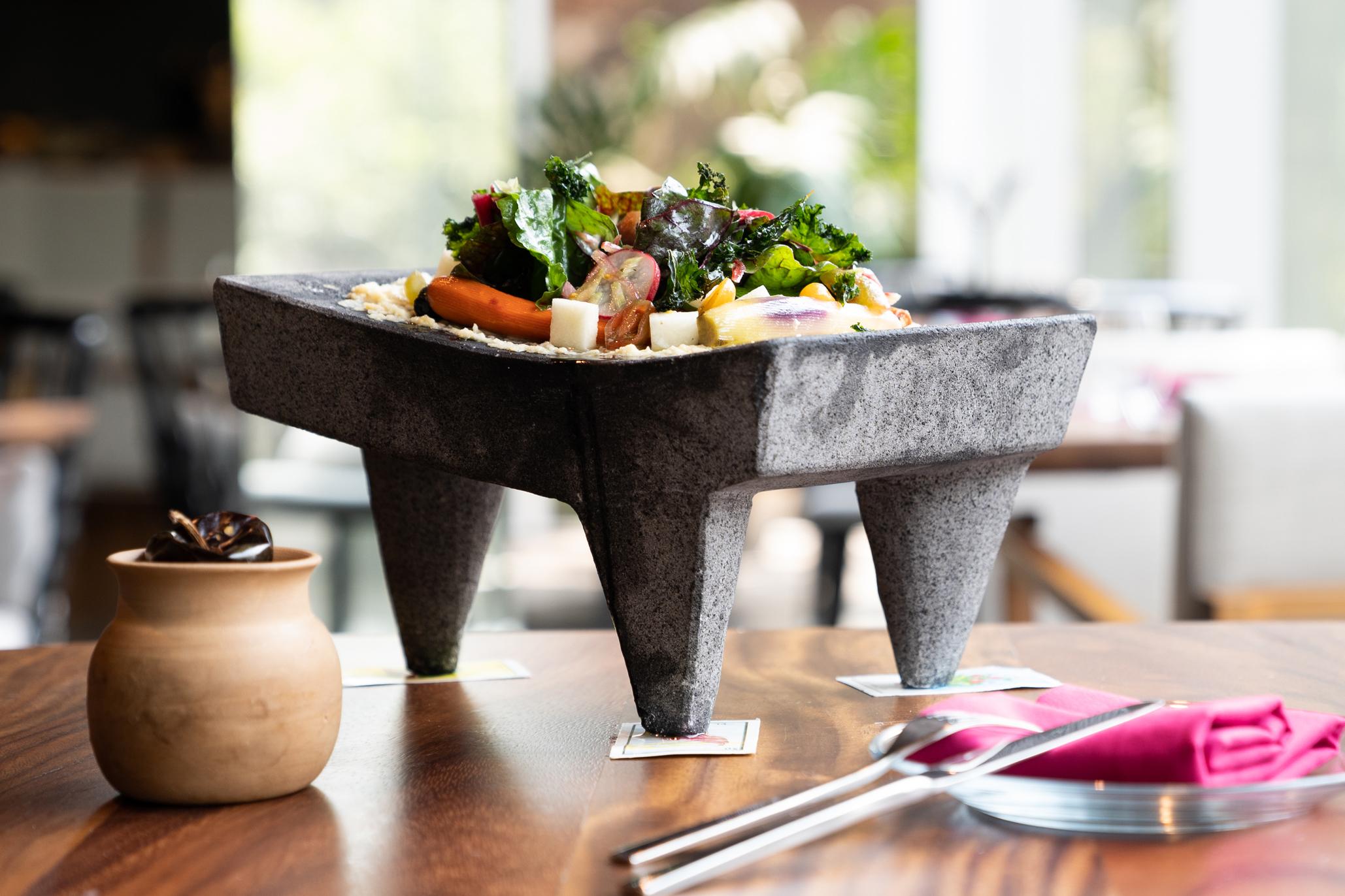 25Dos: la apuesta de cocina mexicana contemporánea en el Hotel W