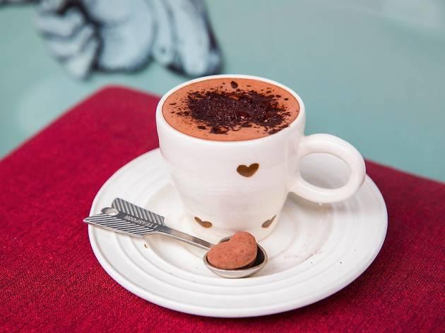 Chocolate caliente en la CDMX
