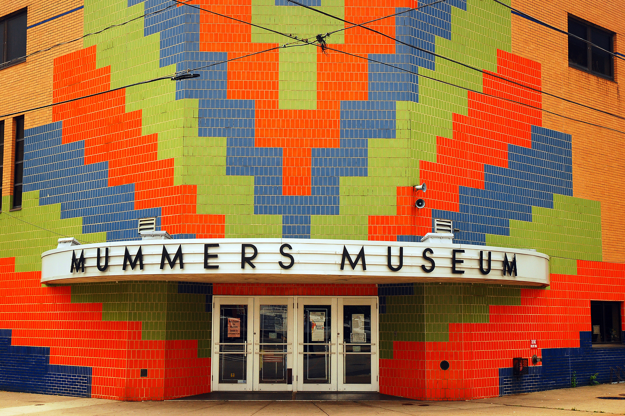 Mummers Museum