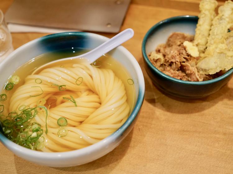 原宿:麺散