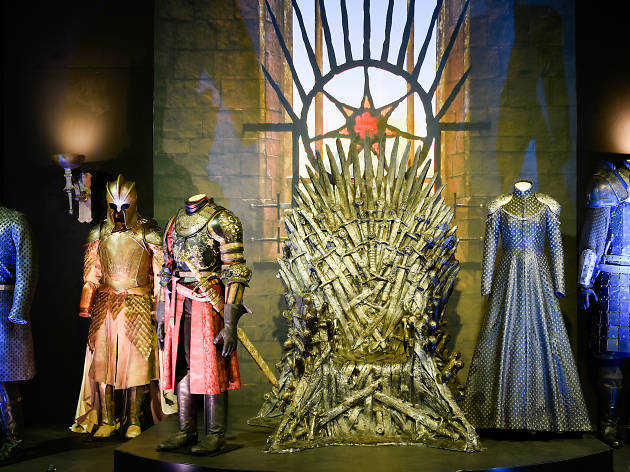 'Juego de Tronos: la exposición oficial' (y más grande realizada hasta la fecha) llega a Madrid