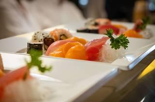 Sushi Wine Party