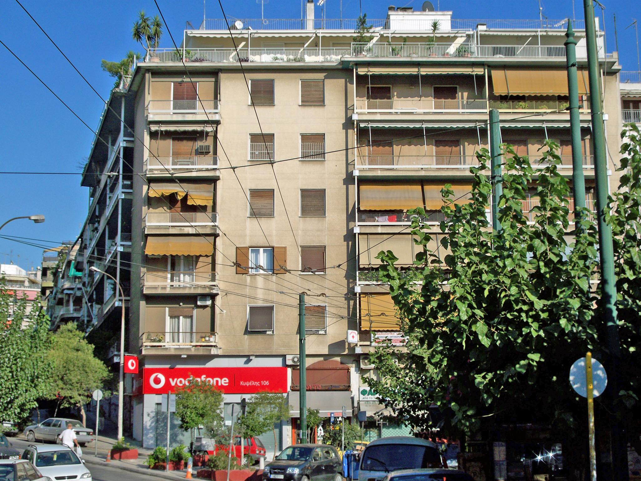 Flats in Kypseli, Athens