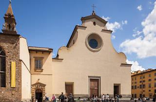 Piazza & Chiesa Santo Spirito, Oltrarno