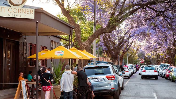 IT Corner, Melville, Johannesburg