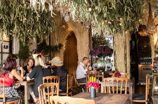 Floral Cafe at Napasorn