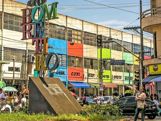 Rua José Paulino, Bom Retiro, São Paulo