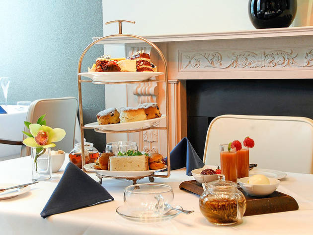 50% off afternoon tea for two at the Montcalm Hotel