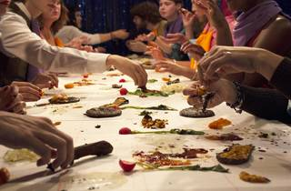 Revolting Vegans Supper Club: Revolting Waste