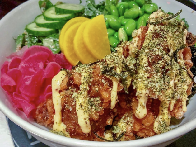 Food Envy: Bessou's chicken karaage