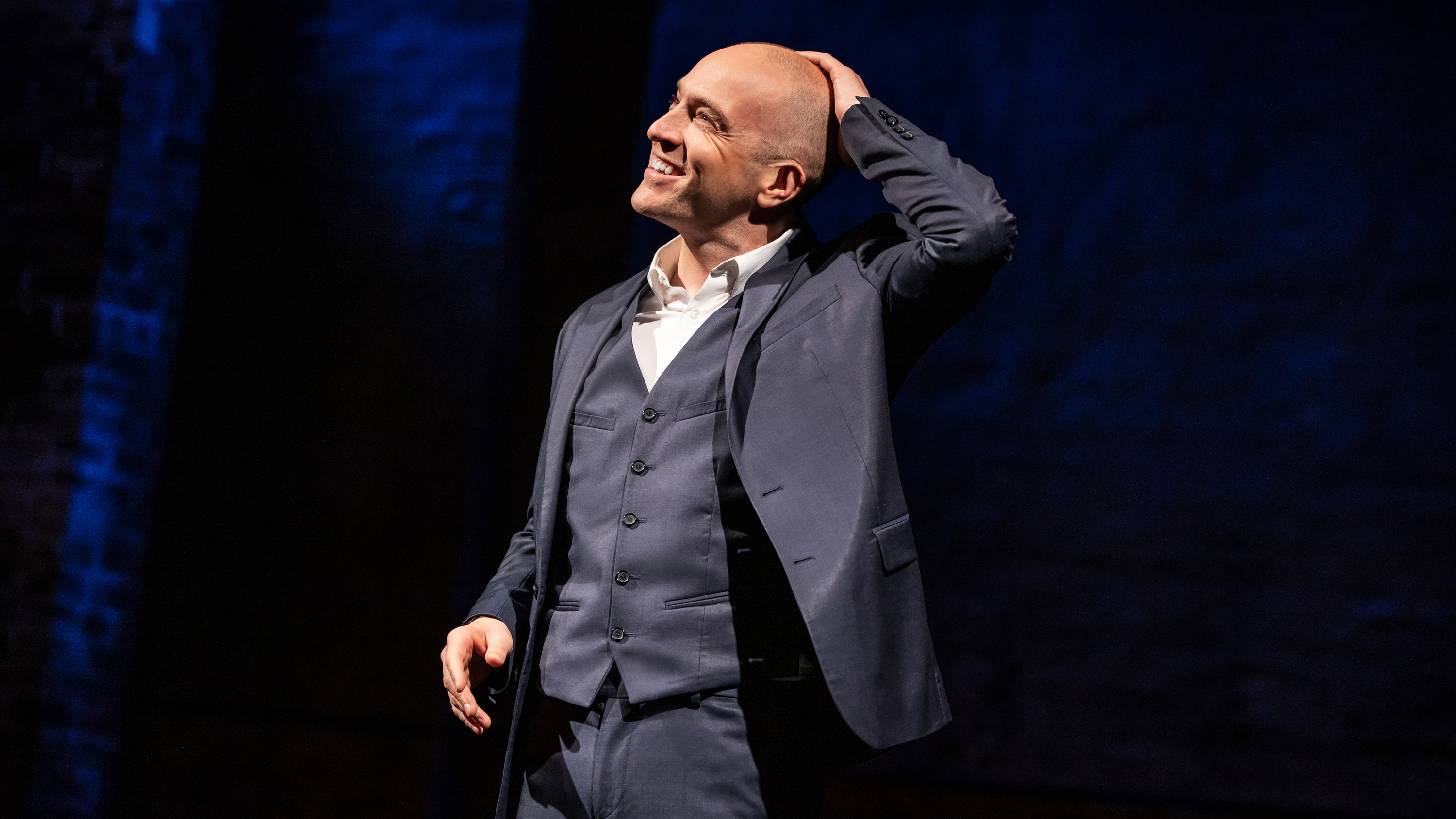 Derren Brown in Secret