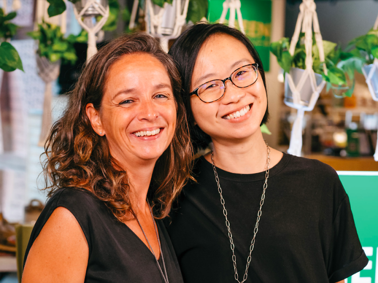 The Green Collective's Agatha Lee lends some tips on sustainable shopping