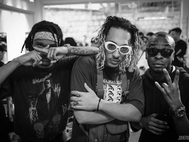 Hong Kong's hip-hop hopefuls