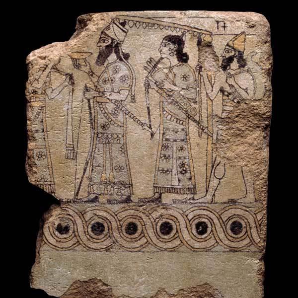 Lujo. De los asirios a Alejandro Magno