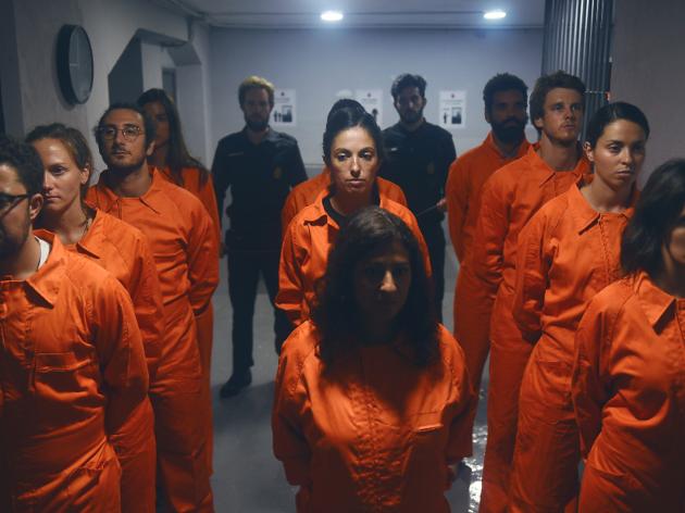 Prison Experience Barcelona