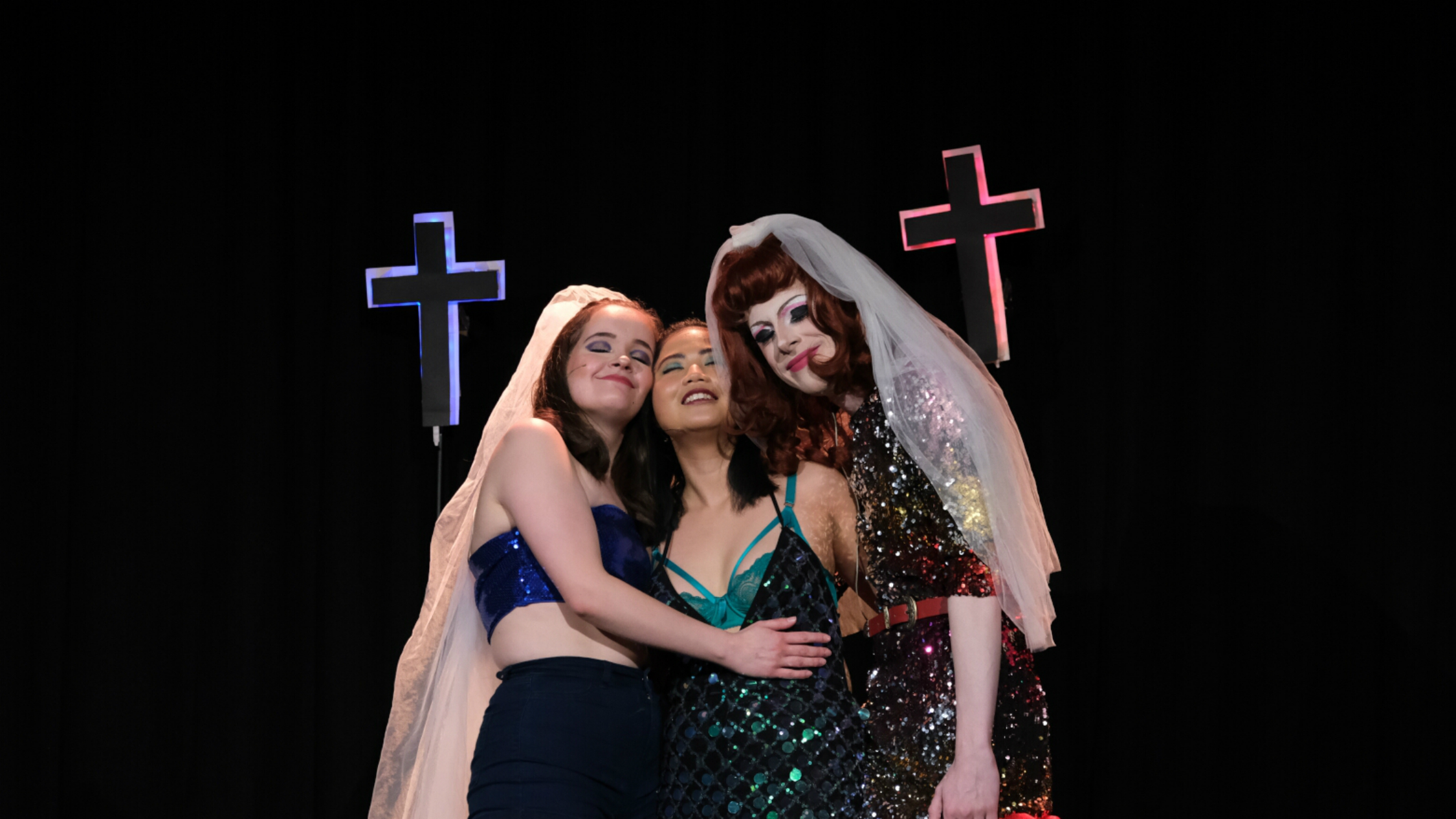 Polygamy, Polygayou Melbourne Fringe supplied image 2019