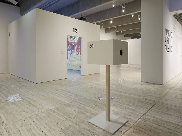Making Art Public: 50 Years of Kaldor public Art Projects supplied