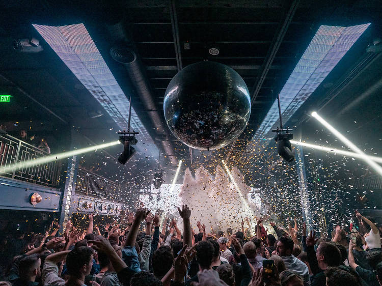 Where to go clubbing in Philadelphia