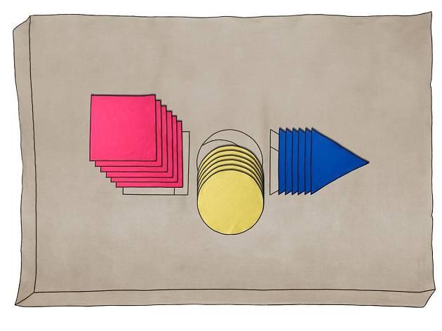 Project Room - Cabinet Bauhaus. Catalina D'Anglade Art