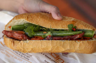 Bahn Mi at Nhu Lan