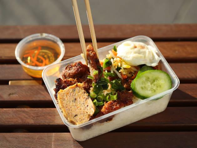 Food at Tan Thanh Loi
