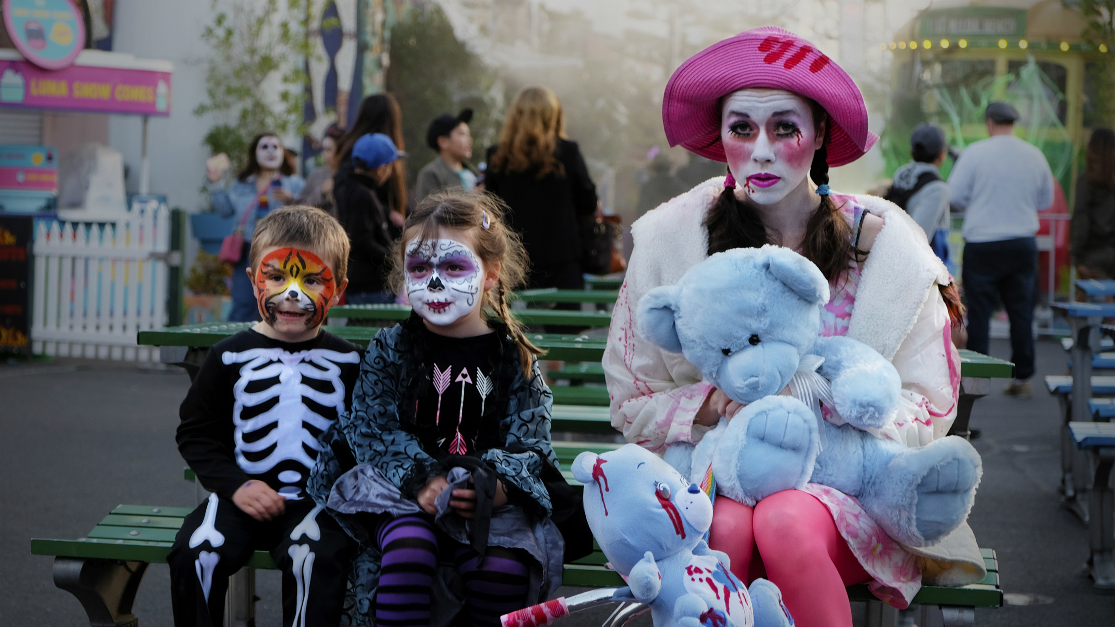 Things to do on Halloween in Melbourne