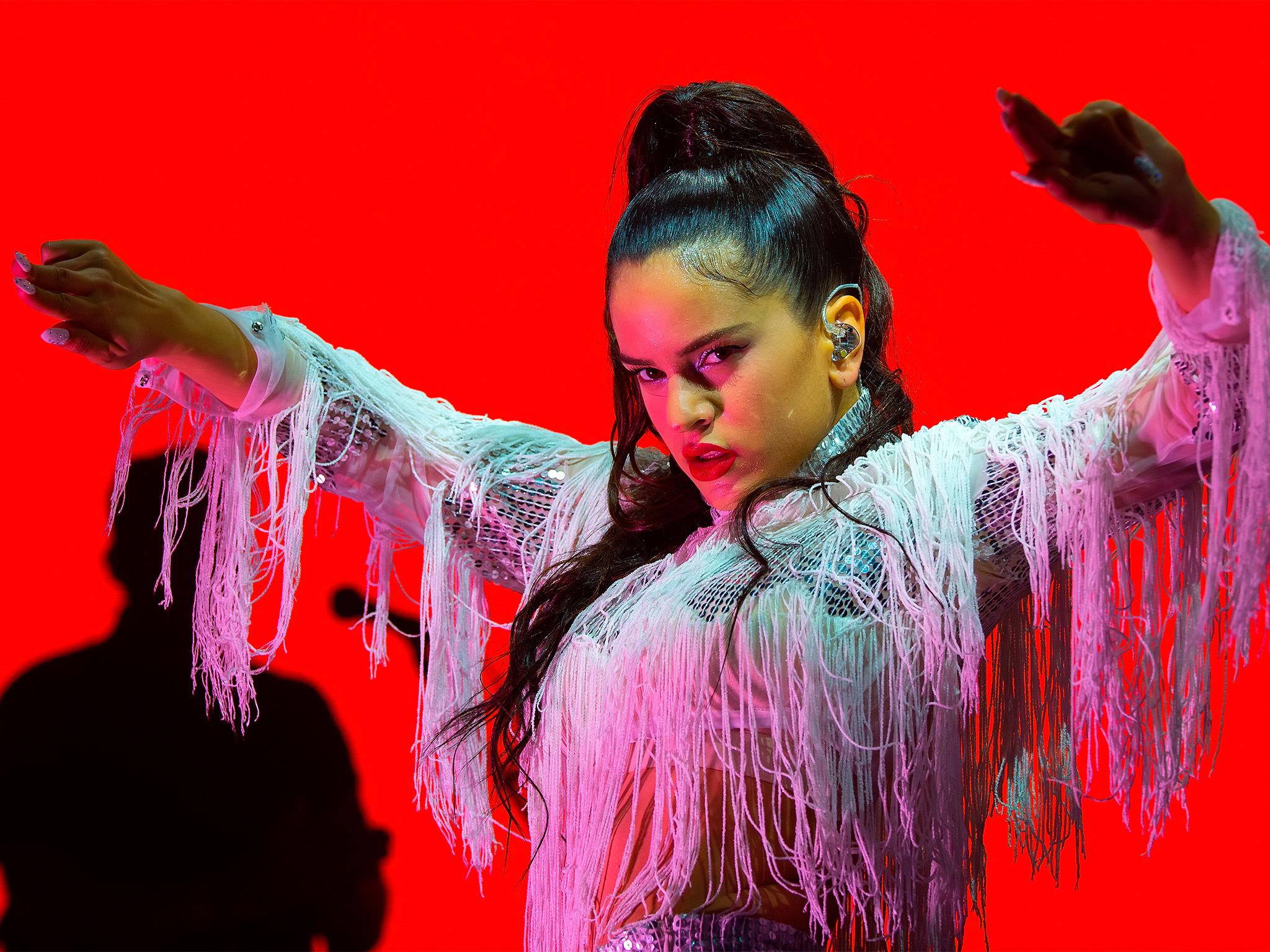 Rosalía actuarà al Palau Sant Jordi al desembre