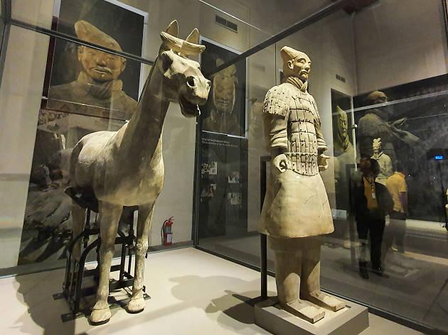 Qin Shi Huang exhibition Bangkok