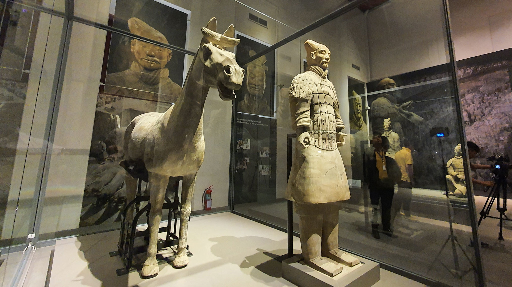 Qin Shi Huang: The First Emperor of China and the Terracotta Warriors
