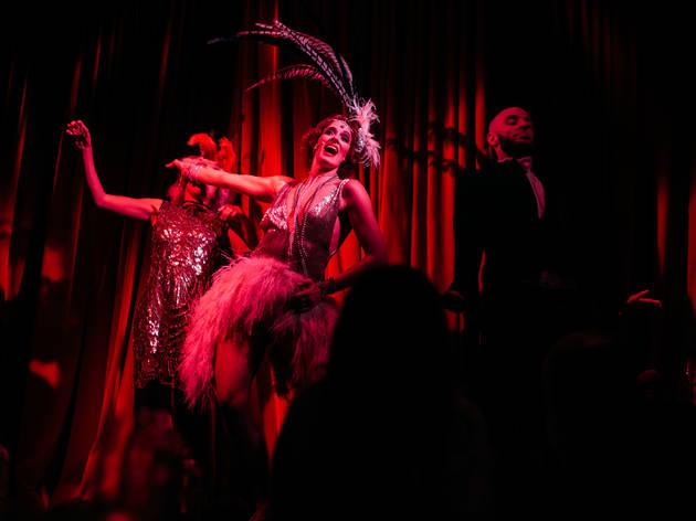 Un setembre clandestí al Cabaret de The Barcelona EDITION