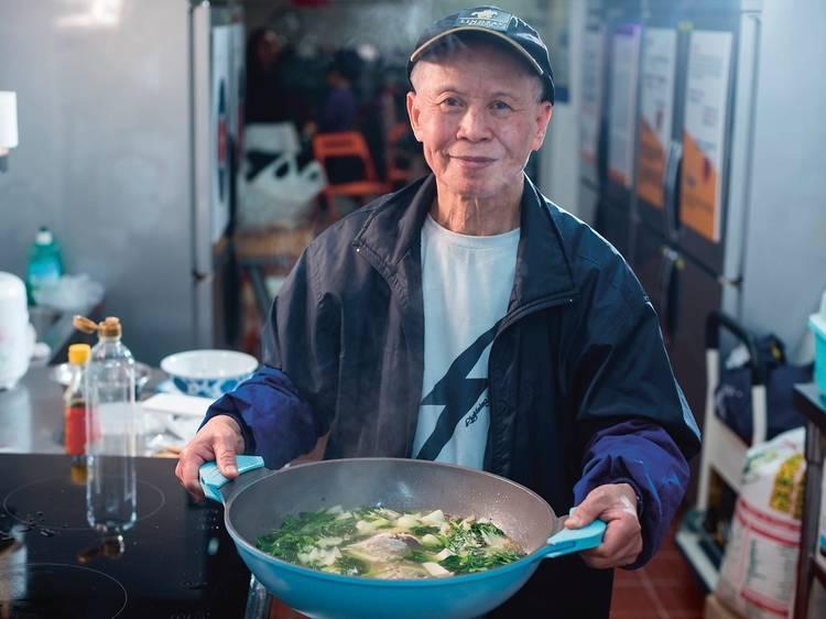 Hong Kong's friendly Neighbourhood Kitchen