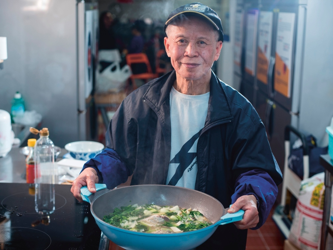 The missing ingredient: Hong Kong's friendly Neighbourhood Kitchen