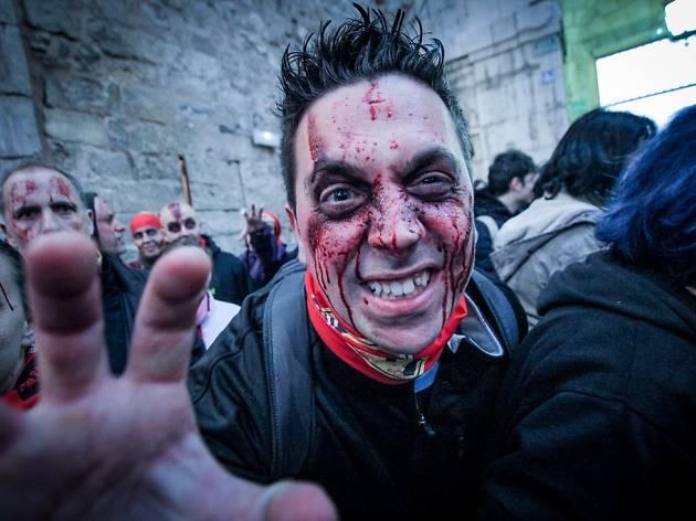Survival Zombie al Poble Espanyol