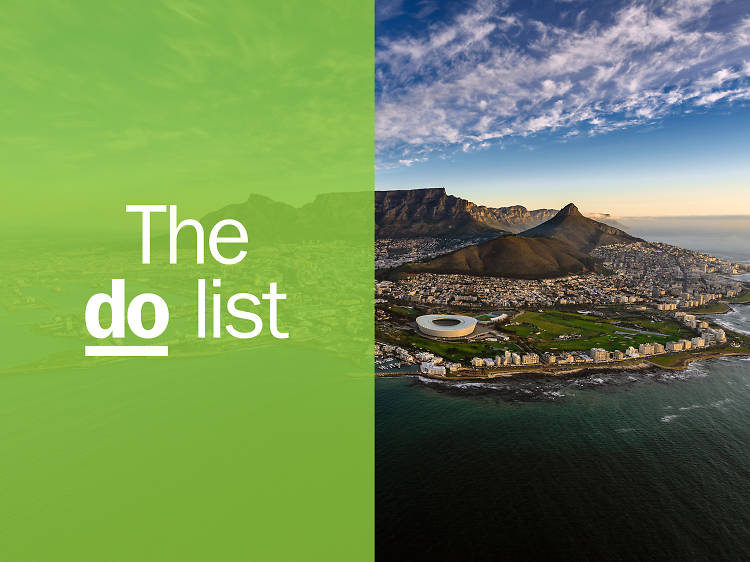 The 14 best things to do in Cape Town right now