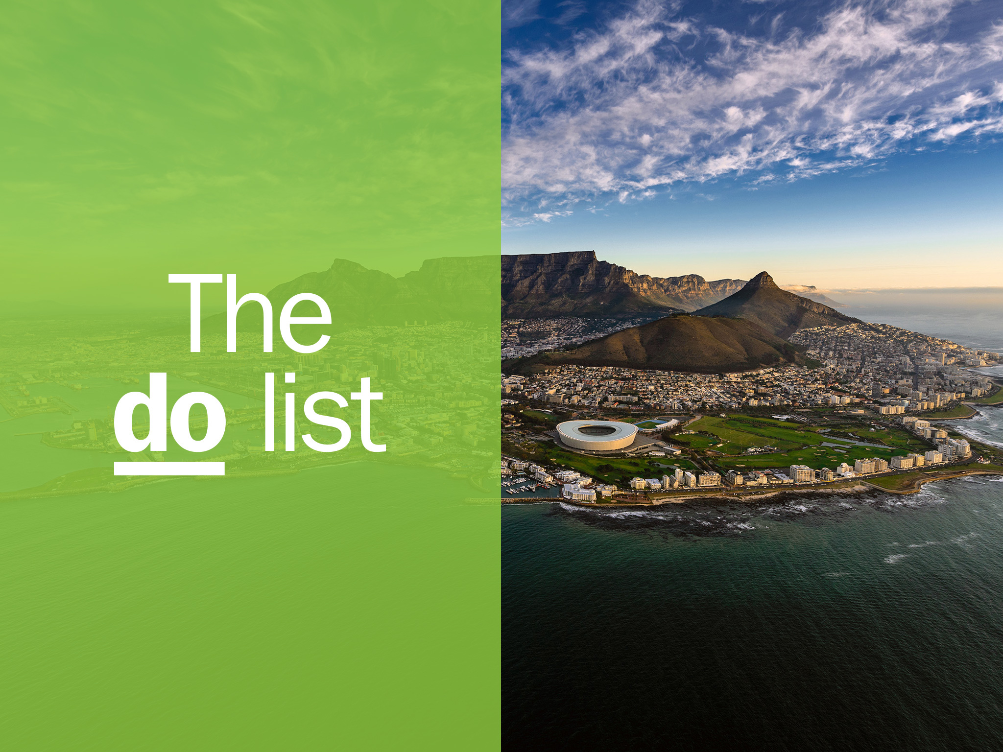The 15 best things to do in Cape Town right now