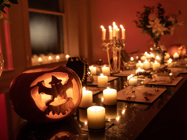 Just £24 for tickets to the Candlelight Club's Halloween Ball
