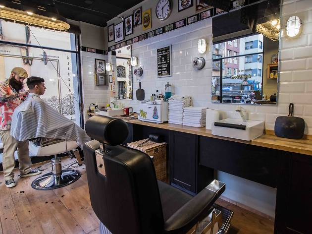 Shellshock Barber Shop
