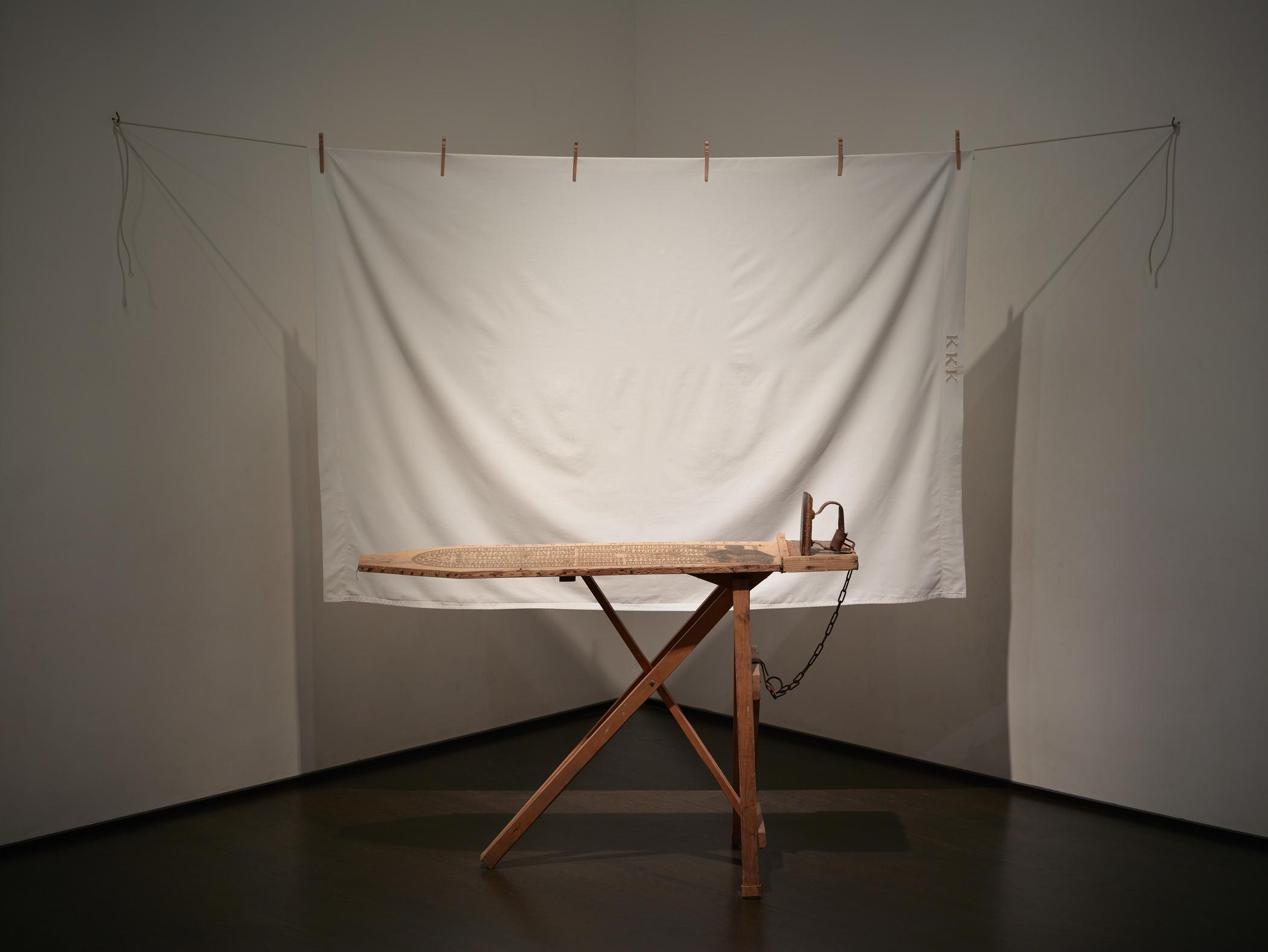Betye Saar, I'll Bend But I Will Not Break, 1998