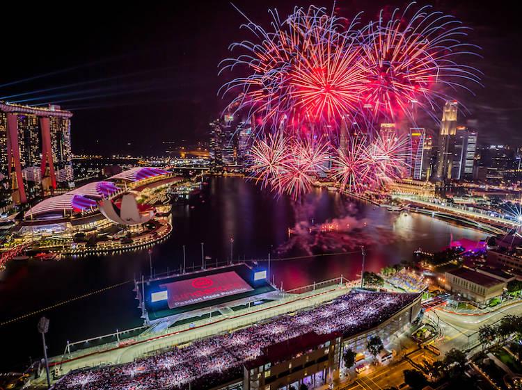 Formula 1 Singapore Grand Prix