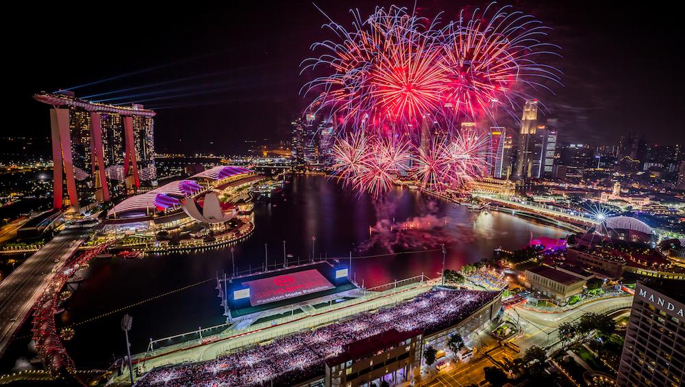 F1 Singapore Grand Prix