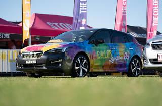 Subaru Impreza Colour Run DO NOT REUSE