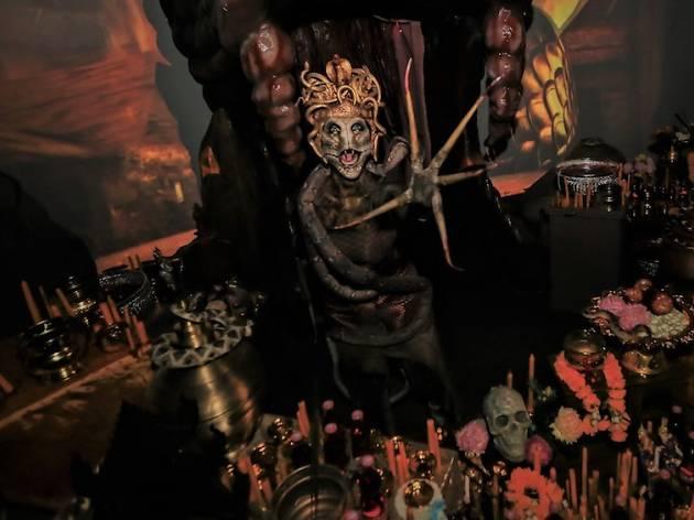 Curse of the Naga, Halloween Horror Nights